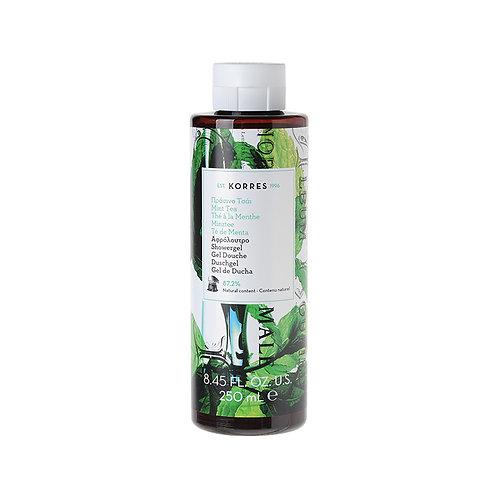KorresMint Tea Shower Gel 250ml