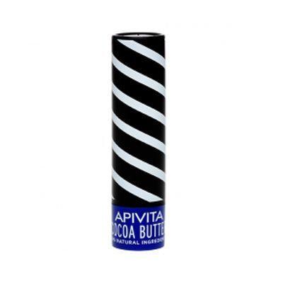 Apivita Propoline Lip Aid Care Balm,Cocoa Butter Shade