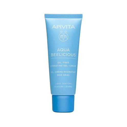Apivita Aqua Beelicious Oil-Free Hydrating Gel-Cream Light Texture,40ml