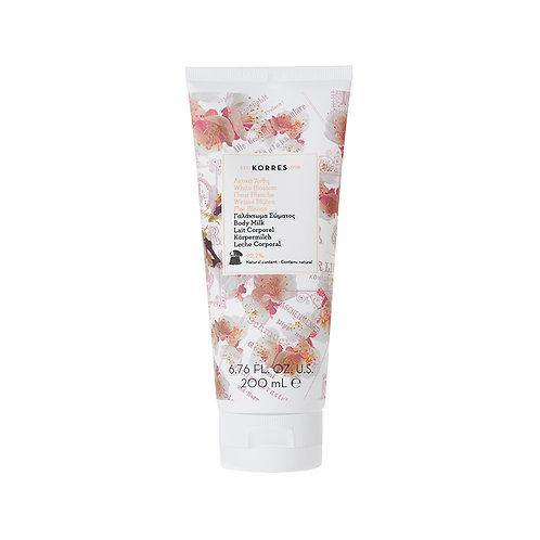 Korres White Blossom Moisturizing Body Milk 200ml.
