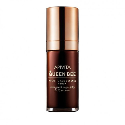Apivita Queen Bee Holistic Age Defense Serum , 30ml