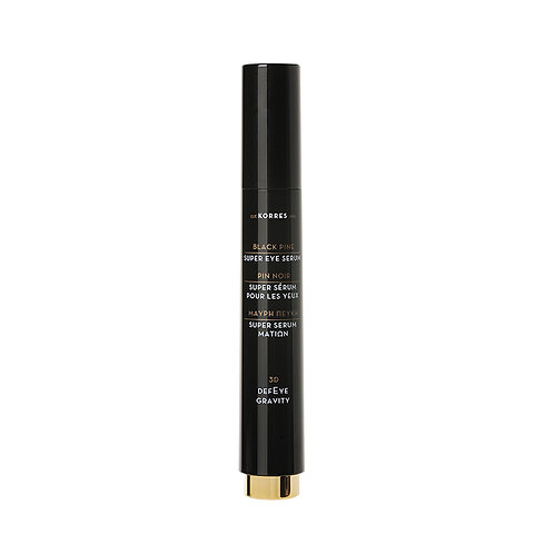 Korres Black Pine 3D Defeye Gravity Firming Lifting Super Eye Serum, 15ml