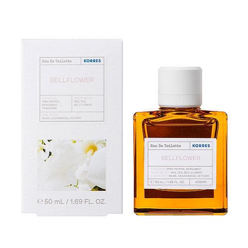 Korres Eau De Toilette,EDT,Fragrance Women,Bellflower,50ml.