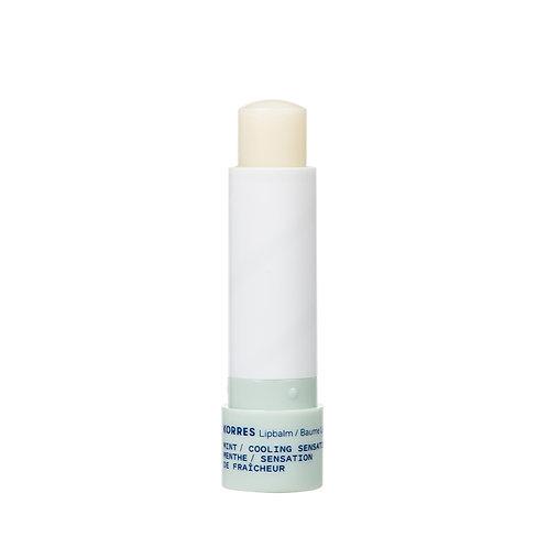 Korres MintCooling SensationLipbalm Lip Balm Care, 4.5gr