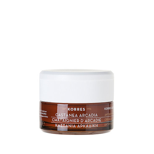 Korres Castanea Arcadia Antiwrinkle & Firming Night Cream,All Skin Types,40ml