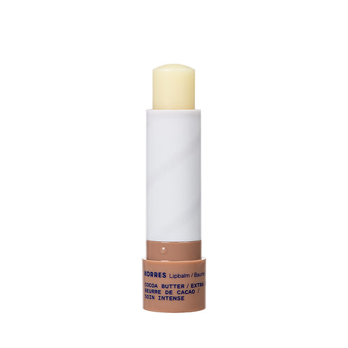 Korres Cocoa Butter Extra Care Lipbalm Lip Balm Care, 4.5gr
