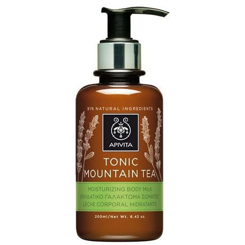 ApivitaTonic Mountain TeaMoisturizing Body Milk,200ml