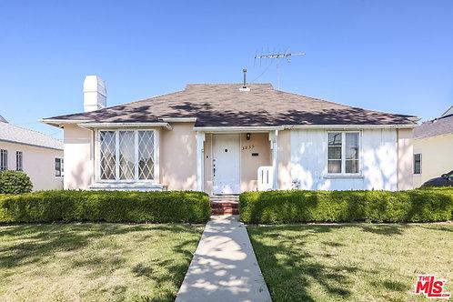 3835 WELLINGTON RD LOS ANGELES, Ca. 90008