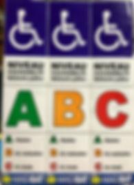 Label accessibilité handicap