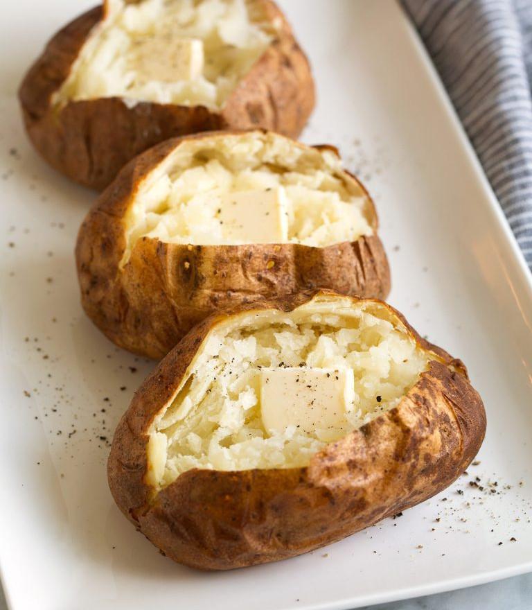 Kartupelis Mundierī, cepts oglēs (1,50 €)