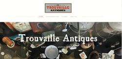 Antique Store Website