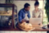 Couple partnership the bakehouse with e-