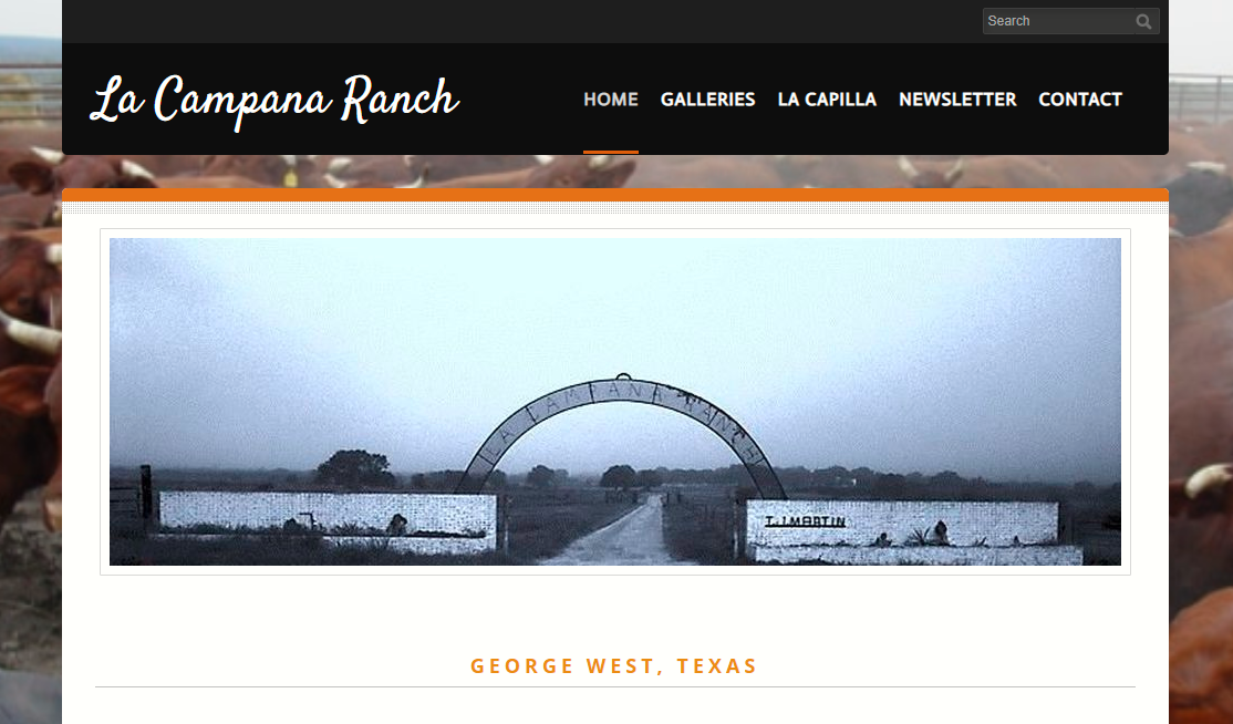 Ranch Website