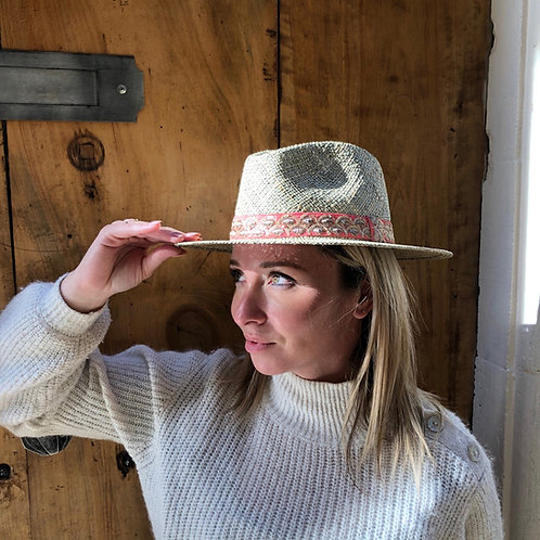 Chapeau maradji - Panama pomelo