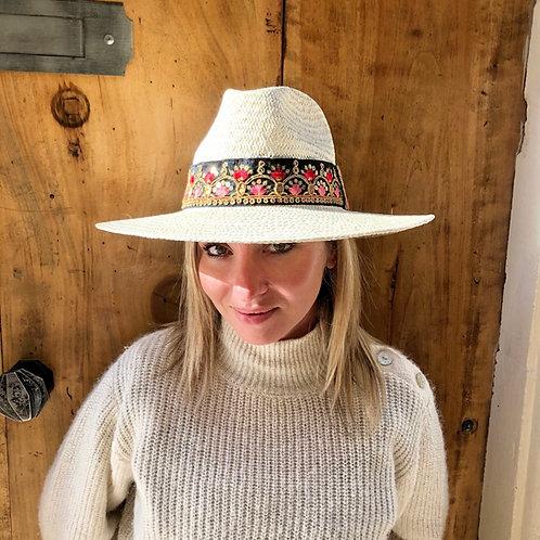 Chapeau maradji - Rosalie pomelo
