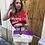 Thumbnail: Bardot motel cyclamen - Estellon