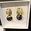 Thumbnail: Boucles NYMPHE - Modèle M / Art Deco