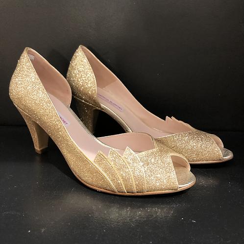 Gaby glitter  fin  champagne - Patricia Blanchet
