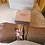 Thumbnail: Manchette 25mm /finition dorée - Les Georgettes
