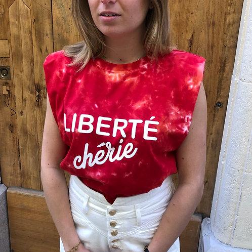 T-shirt Trafic - liberté Chérie - la petite française