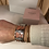 Thumbnail: Manchette 25mm/finition argentée - Les Georgettes