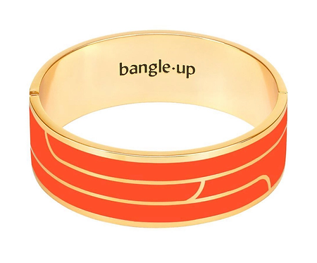 Bracelet Gaya - Tangerine