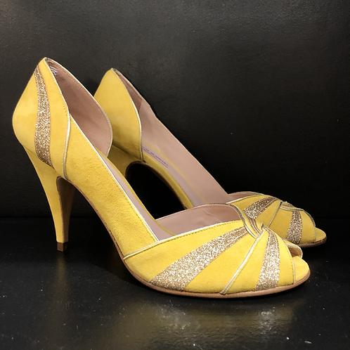 DR YES jaune citron - Patricia Blanchet