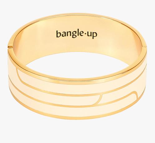 Bracelet Gaya Blanc - Sable