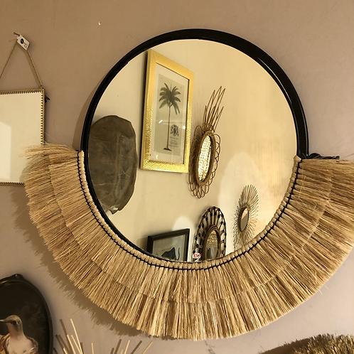 Miroir Demi naturel