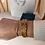 Thumbnail: Manchette 14 mm/finition dorée - Les Georgettes