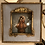 Thumbnail: Madonna rouge encadree