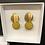 Thumbnail: Boucles NYMPHE - Modèle M/ Miel