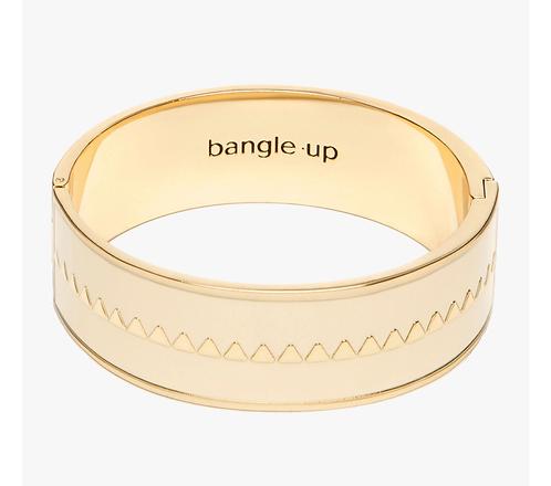 Bracelet Bollysud - Blanc Sable
