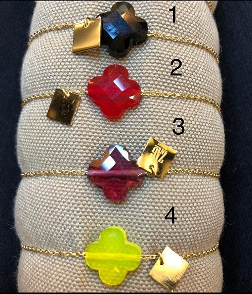 Bracelet Trèfle - ZAG