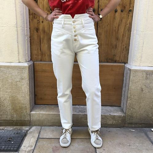 Jean blanc «persévèrent» - la petite française