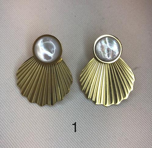 Boucles d'oreilles - Omacoo