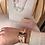 Thumbnail: Manchette 25 mm/finition dorée -Les Georgettes