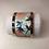 Thumbnail: Manchette 40 mm/finition dorée rose - Les Georgettes