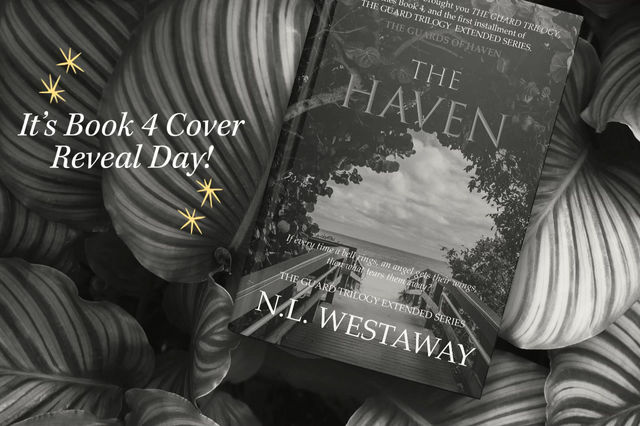 🎉TODAY IS THE DAY! BOOK 4 COVER REVEAL DAY!📣