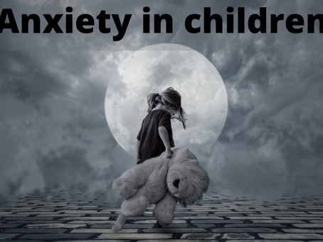 Children and Anxiety