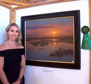 Women in Art: Hillary Scott Fine Art