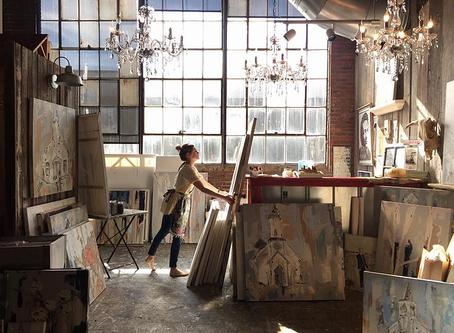 Women in Art: Deann Hebert