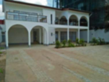Renovation Villa Tshatshi