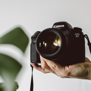 Should you use free image libraries or hire a brand photographer?