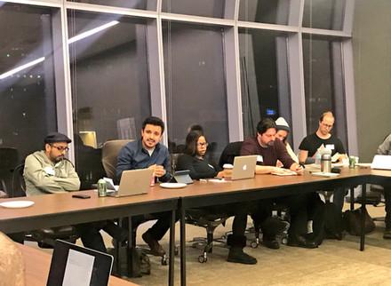 Spring 2018 — Workshop #2: Community Inclusion