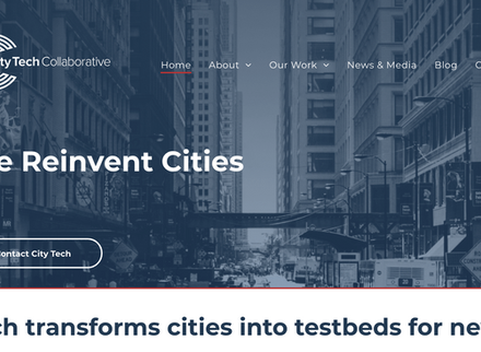 Fall 2018 — Workshop #6 > Cities as Testbed for Pilot Solutions