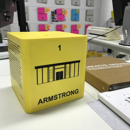 Testing, testing > Closed Schools Interactive Design Installation at Jane Addams Hull House