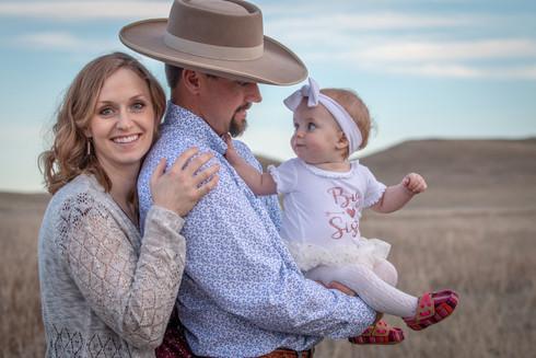 Cargill family | Melville, MT