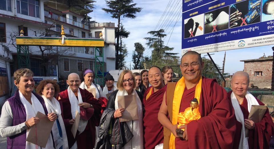 Tour - Medicine Buddha Centre