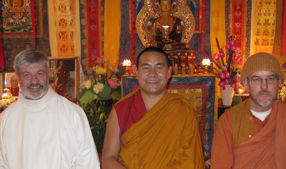 Lama Tendar - Medicine Buddha Centre